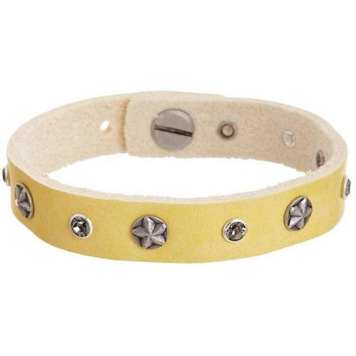 Vanzetti Armband gelb