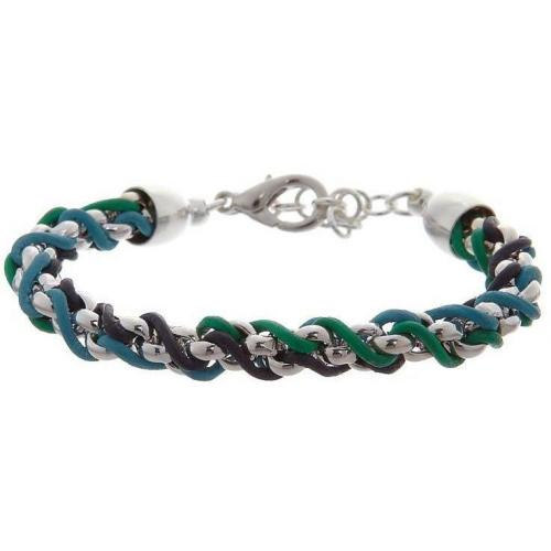 Yulyaffairs Armband blau/ silber