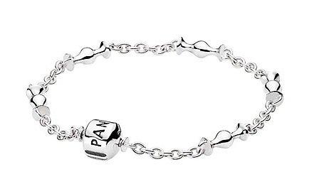 Pandora Bracelet SIlber