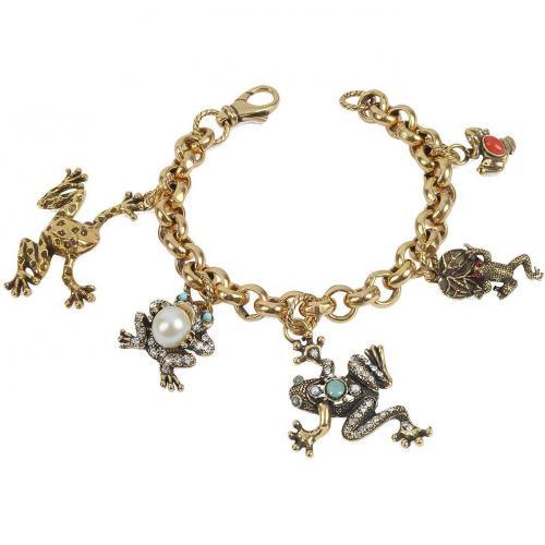Alcozer & J Frog Armband mit Anhängern