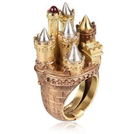 Alessandro Dari Vecchio Castello Ring