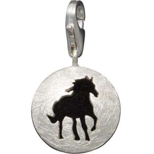 Allaxo Charms Anhänger Pferd