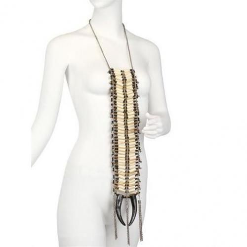 Anita Quansah London Die Sieva Halskette