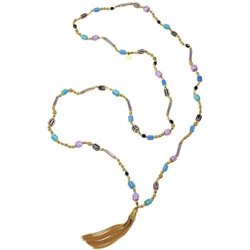 Antik Batik Andina Lange Halskette