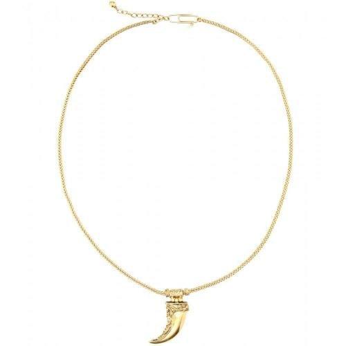 Aurélie Bidermann Cuzco Vergoldete Halskette