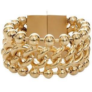 Bex Rox Armreif Art Deco gold