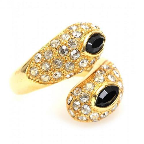 Ca&Lou Ring Romy Stone Gold