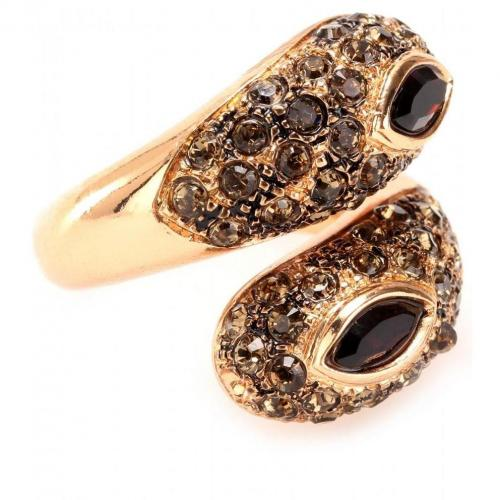 Ca&Lou Ring Romy Stone Rotgold