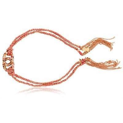 Carolina Bucci 2 Regenbogen Link Armband