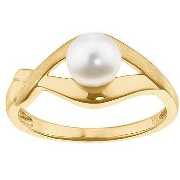 Christ Pearls Damenring