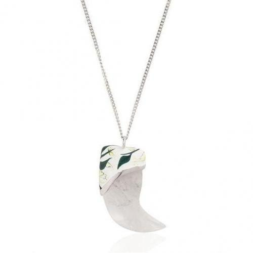 Creart II Iris Quarz-Halskette
