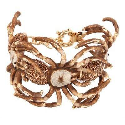 Creart II Spinnen Armband