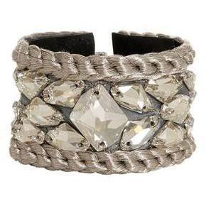 Deepa Gurnani Armband silver