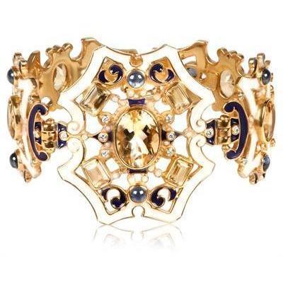 Diego Percossi Papi Renaissance Interlocking Armband