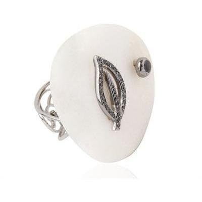 Dolly Boucoyannis Stars on Sand Ring white