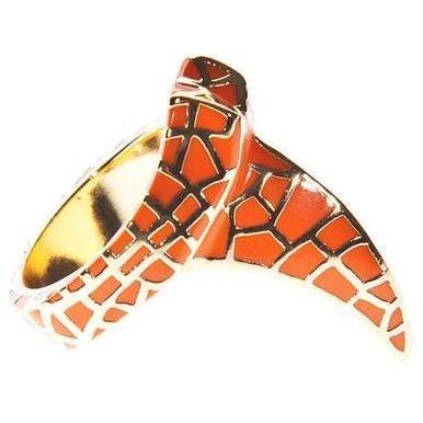 Dominic Jones Claw Orange