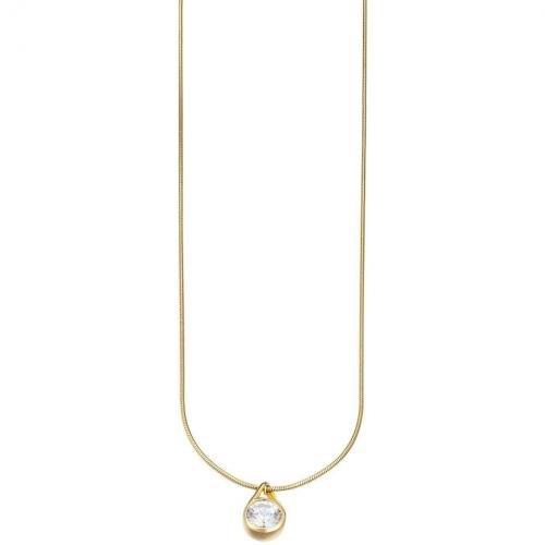 Esprit Glamour Solitaire Gold Damen-Halskette