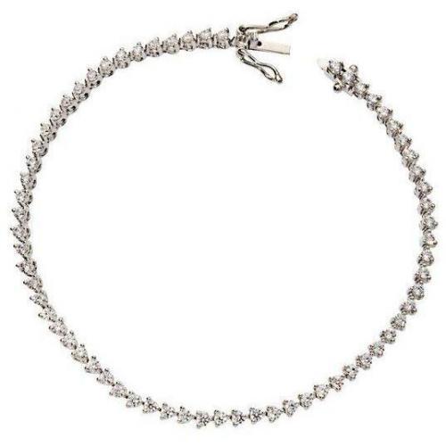 Fabiani Armband Sterling Silber 925 Zirkonia