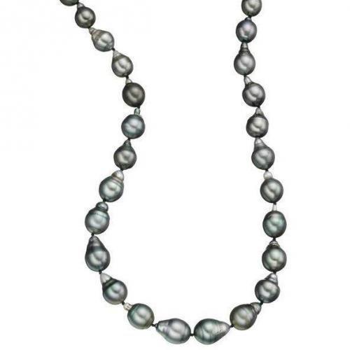 Fabiani CollierTahiti-Zuchtperlen Sterling Silber 925