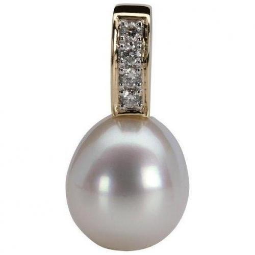 Fabiani Diamant-Anhänger Gold 585