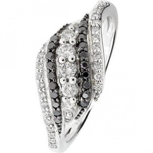 Fabiani Diamant Ring Weissgold 333