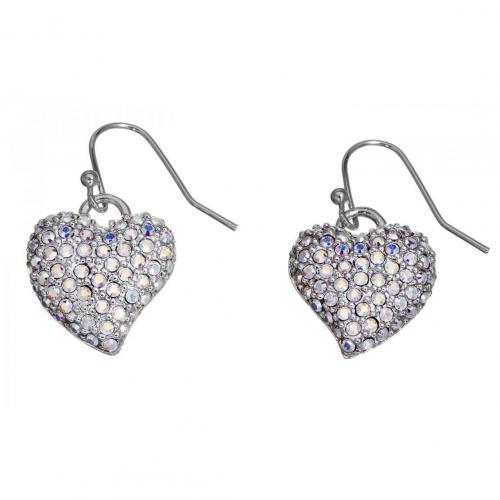 Guess Damen-Ohrringe Silber