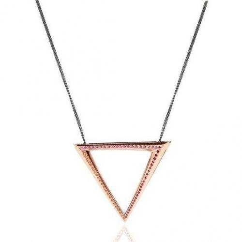 Hannah Martin Shaman'S Triangle Kette