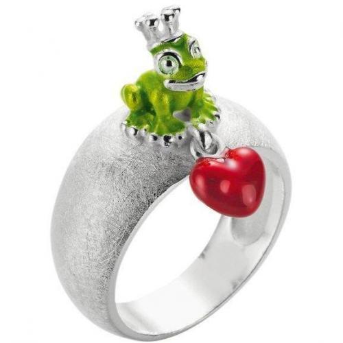Heartbreaker Ring Froggy mit kleinem Herz