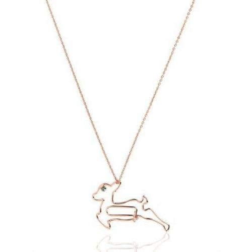Hillier Paperclip Reh Kette