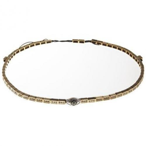 House of Harlow by Nicole Richie Emerald Evil Eye Head Piece