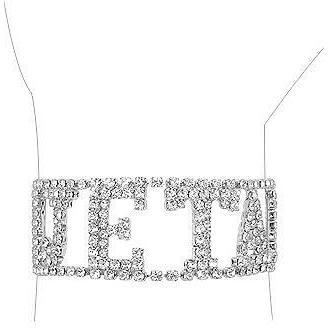 Ileana Creations Armband Je t'aime aus Swarovski-Kristall