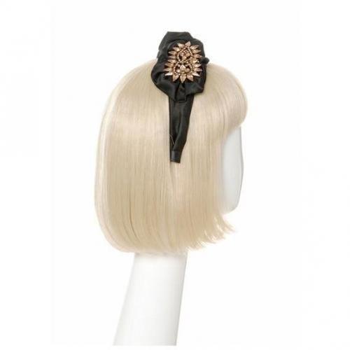 Jennifer Behr Haarschmuck Blütenmotiv Bronze