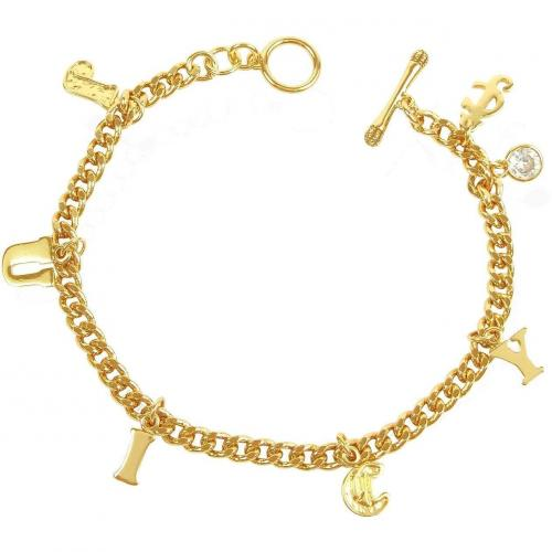 Juicy Couture Juicy Ransom Note Armband