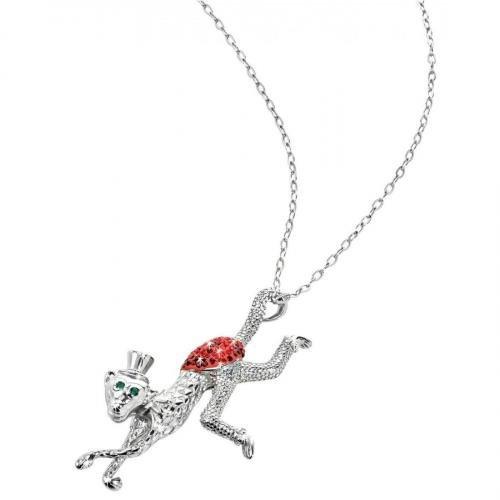 Just Cavalli Animals Damen-Halskette