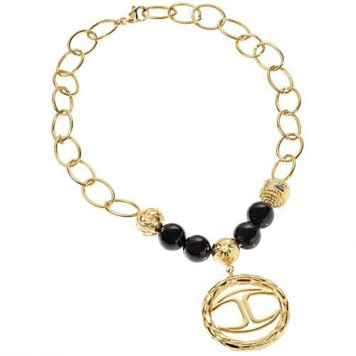 Just Cavalli Venus Damen-Halskette Gold