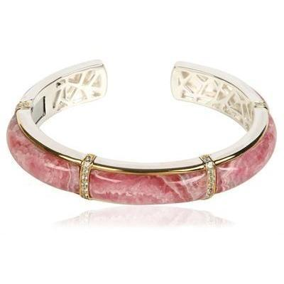Kara Ross geometrisches Sektion Armband