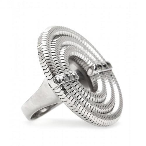 Lara Bohinc New Apollo Ring Silber
