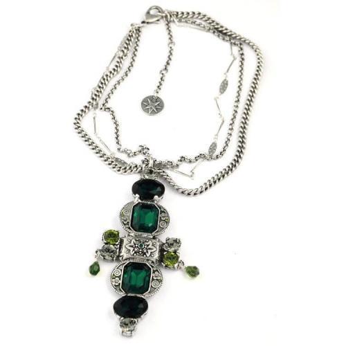 Les Gens Du Sud Damen-Halskette