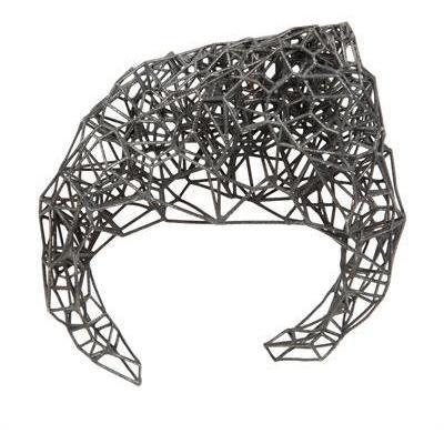 Lotocoho 3D Voronoi Armband