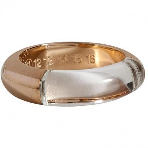 Maison Martin Margiela Golden Bicolor Ring