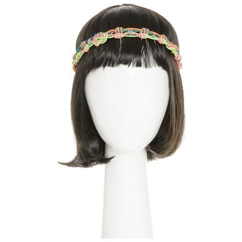 Maison Michel Paris Haarband Vanessa Bunt