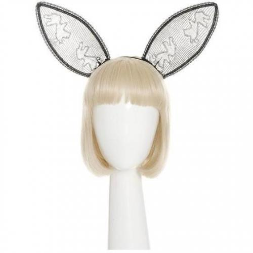 Maison Michel Paris Haarschmuck Heidi Rabbit