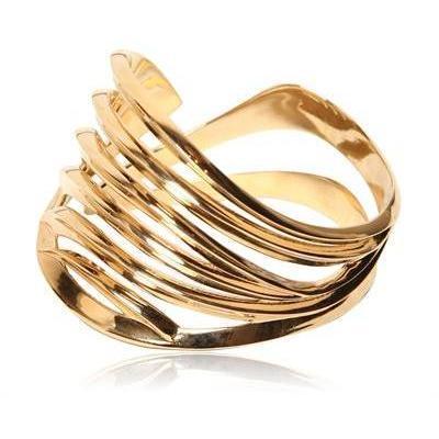 Maiyet 18Kt Gold Plattiertes Armband