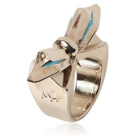 Maria Francesca Pepe 2Schlangen Ring