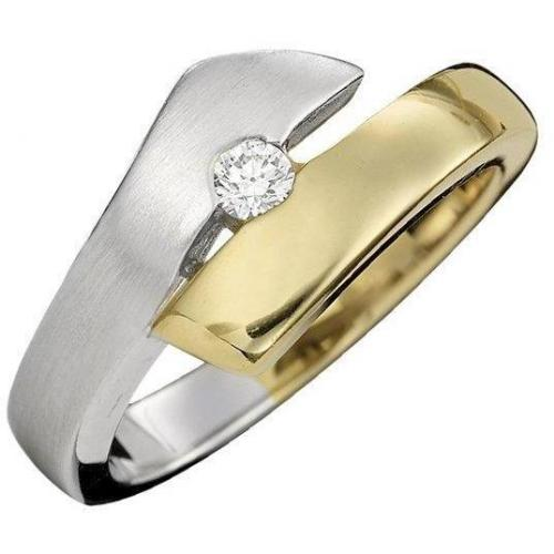 Moncara Diamant-Ring Gold 585