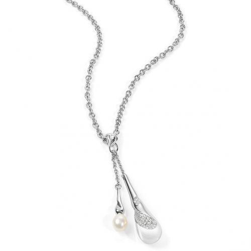Morellato Perla Damen-Halskette Silber