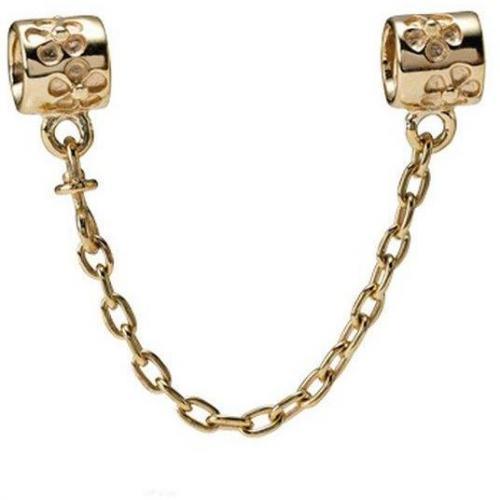 Pandora Sicherheitskette Gold 750312-5