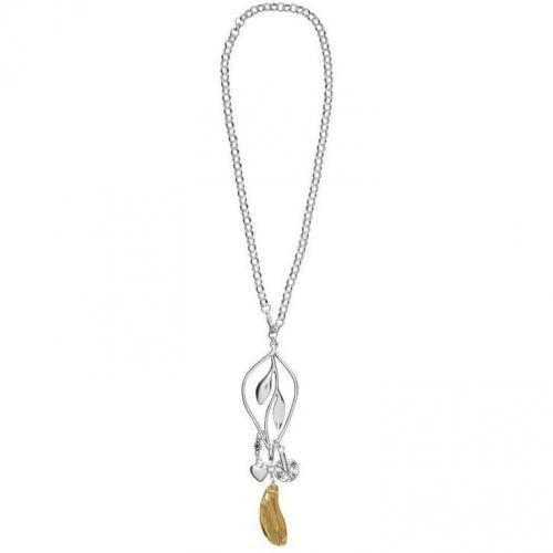 Pilgrim Damen-Halskette silber