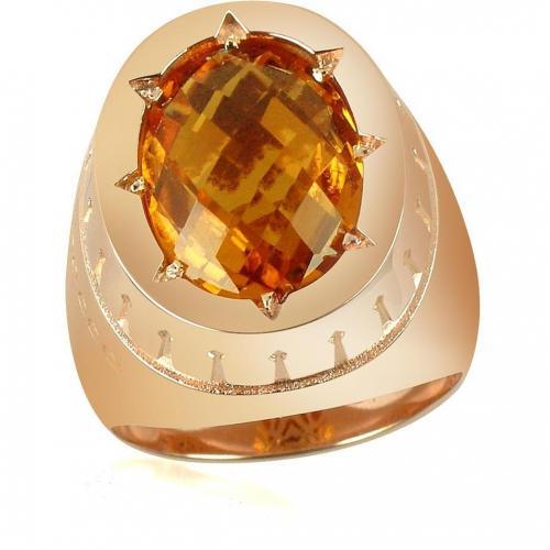 Rebecca Tropezienne Ring mit ovalem Edelstein