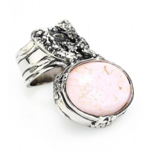 Saint Laurent Arty Ring Rosa